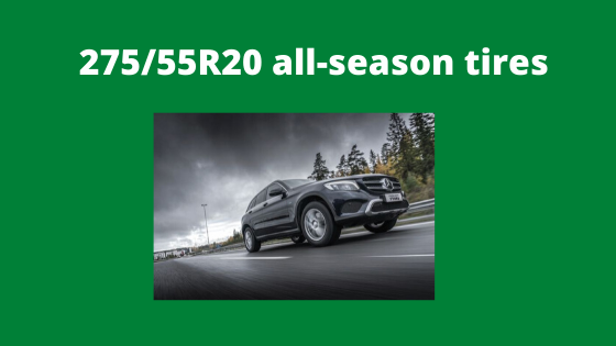 265/710R16 all-season tires