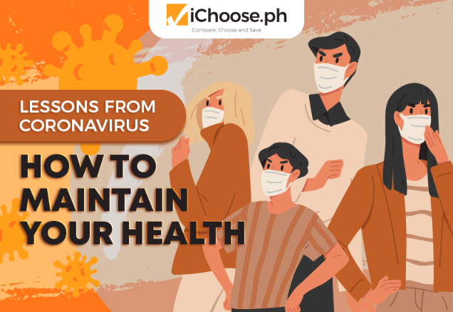 Lessons from Coronavirus How to Maintain Your Health featured image