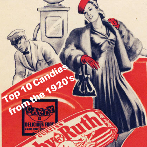 1920s Candy
